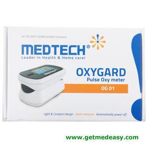 Medtech Oxygard Pulse Oxy Meter OG01